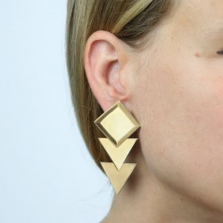 MODULAR 3IN1 EARRING