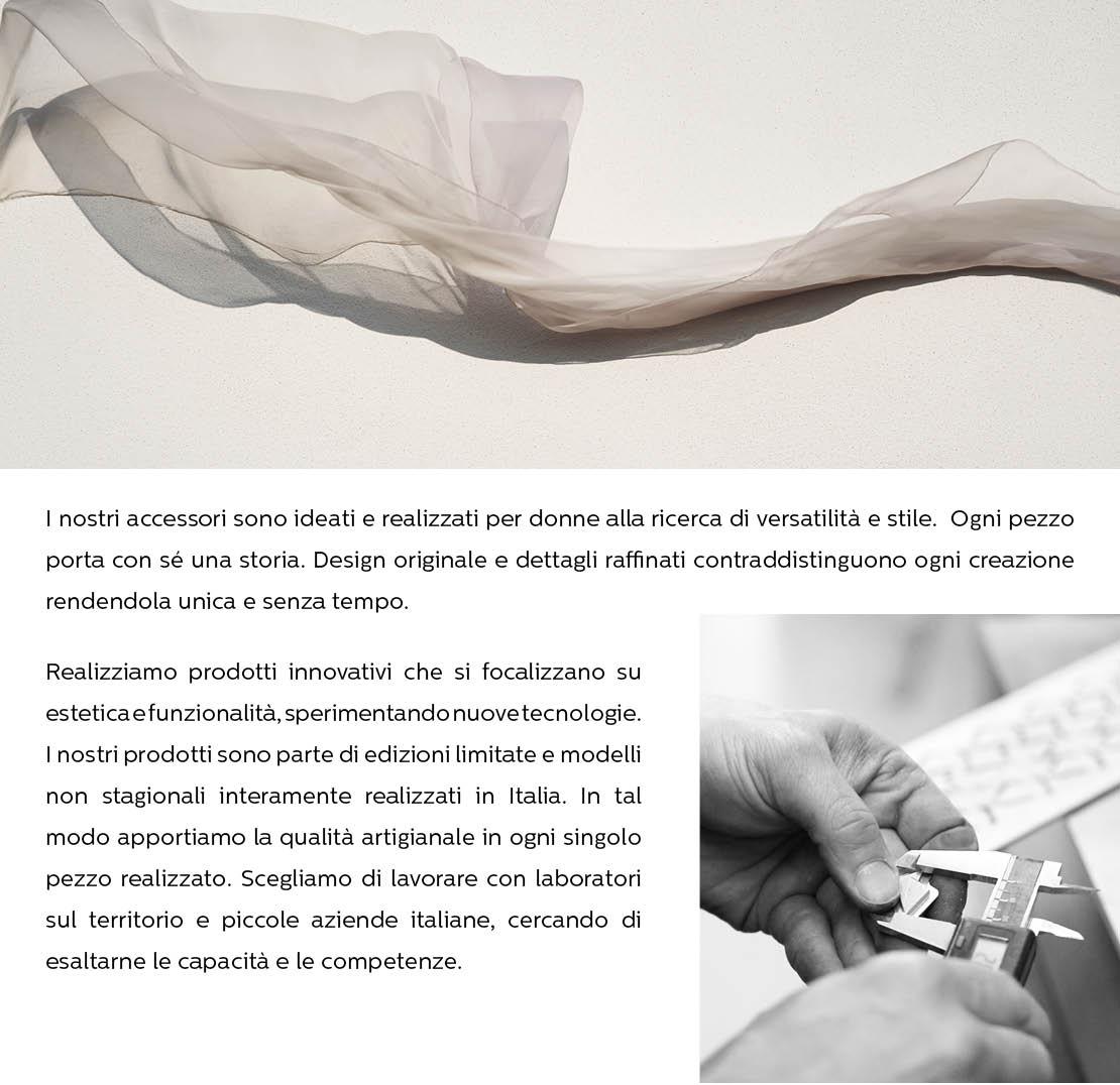 borse e accessori di design